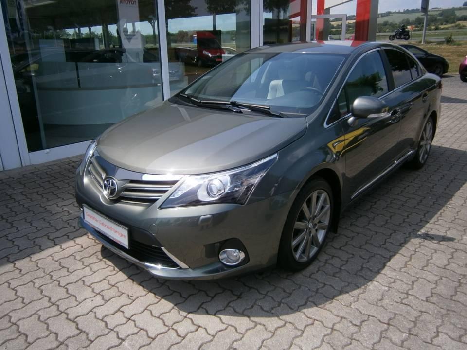 Toyota Avensis | Bj.2012 | 56436km | 14.800 €