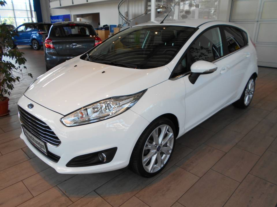 Ford Fiesta | Bj.2014 | 55571km | 10.450 €