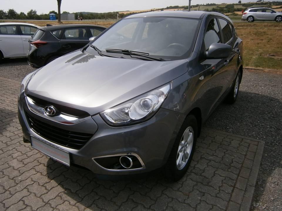 Hyundai ix35 | Bj.2013 | 57762km | 12.500 €