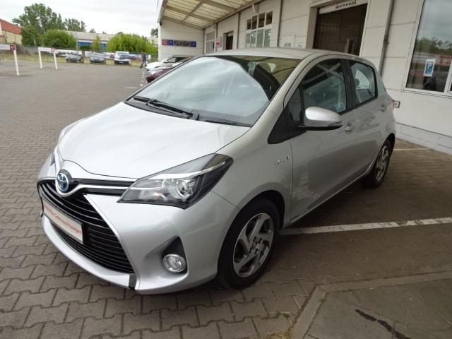 Toyota Yaris Hybrid | Bj.2014 | 53236km | 12.340 €