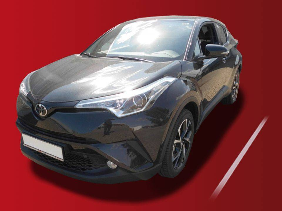 Toyota   C-HR  23.290,00 €