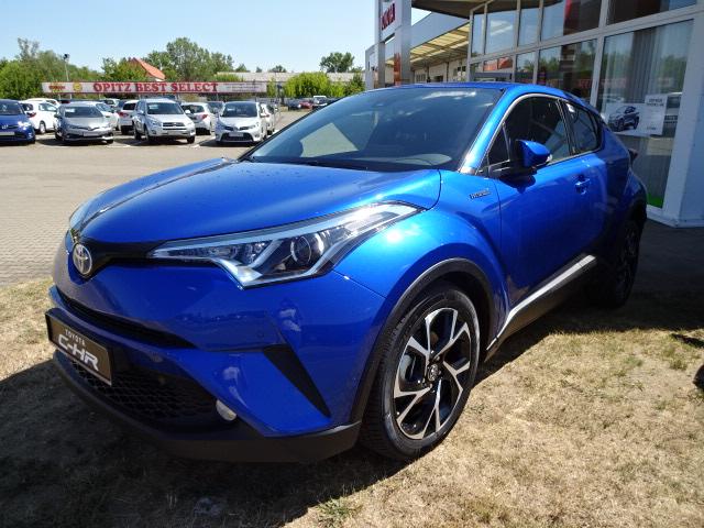 Toyota C-HR Hybrid | Bj.2018 | 1710km | 27.580 €