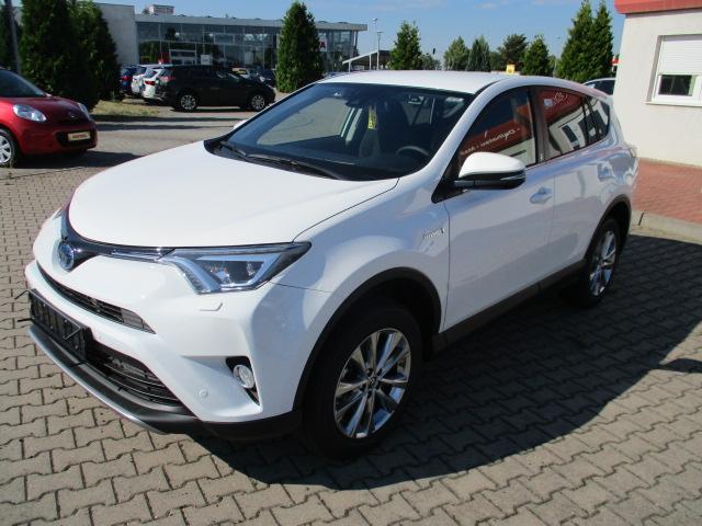 Toyota RAV 4 Hybrid | Bj.2018 | 1671km | 28.940 €