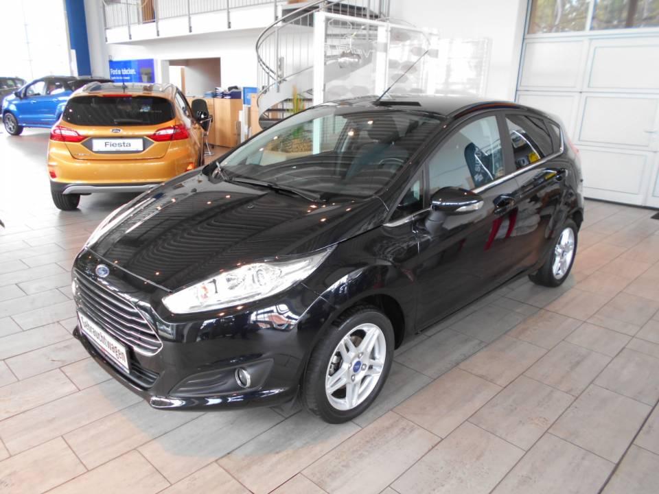 Ford Fiesta | Bj.2015 | 40962km | 10.170 €