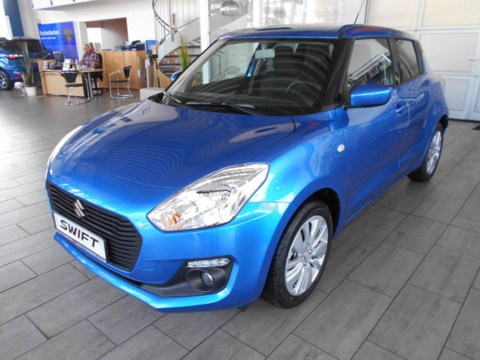 Suzuki Swift | Bj.2019 | 4890km | 13.920 €