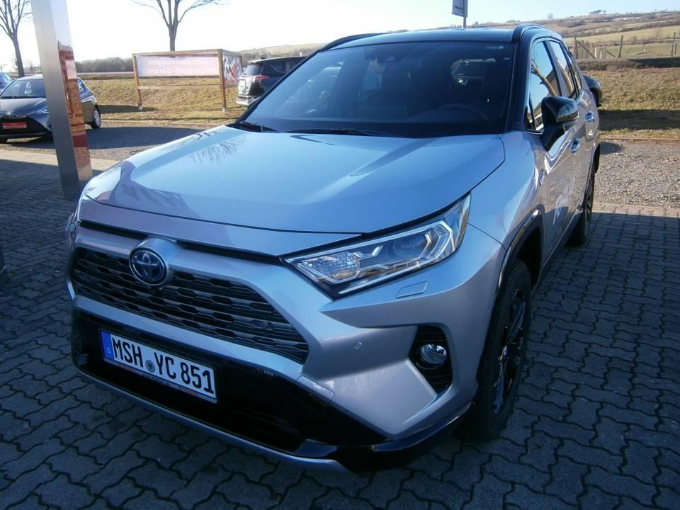 Toyota RAV 4 Hybrid | Bj.2019 | 2536km | 41.000 €