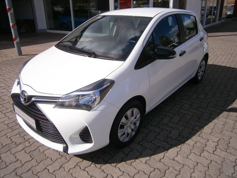 Toyota Yaris | Bj.2014 | 46187km | 7.980 €