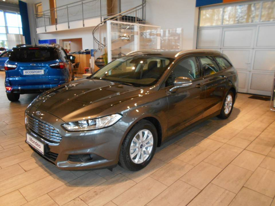 Ford Mondeo | Bj.2019 | 8641km | 24.960 €