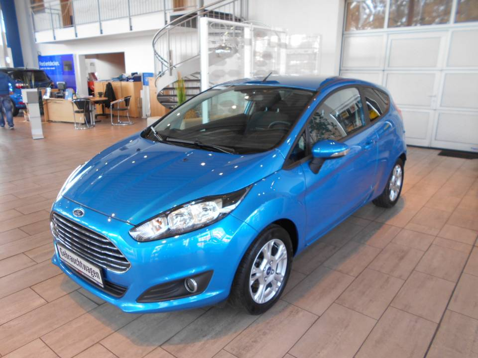 Ford | Fiesta  7.500,00 €