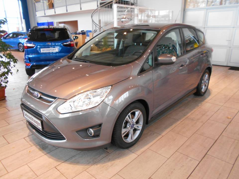 Ford | C-Max  	10.990,00 €