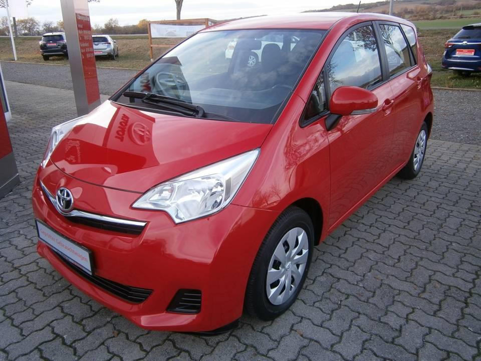 Toyota Verso-S | Bj.2011 | 56722km | 8.260 €