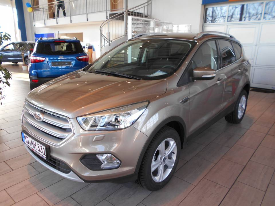 Ford Kuga | Bj.2019 | 5694km | 19.840 €