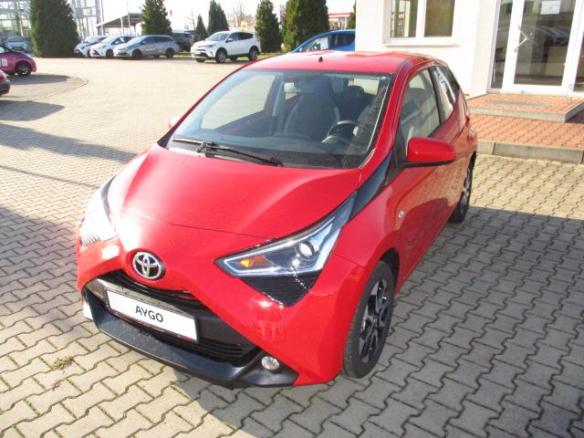 Toyota   AYGO  12.550,00 €