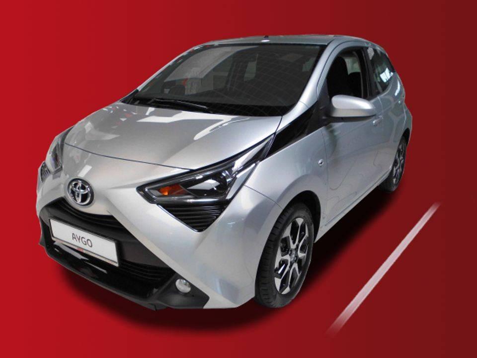 Toyota   AYGO  12.700,00 €