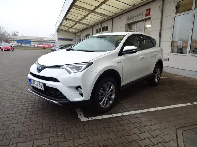 Toyota | RAV 4 Hybrid  25.990,00 €