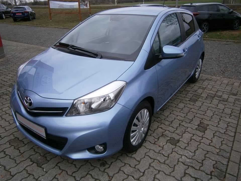 Toyota Yaris | Bj.2014 | 42038km | 8.450 €