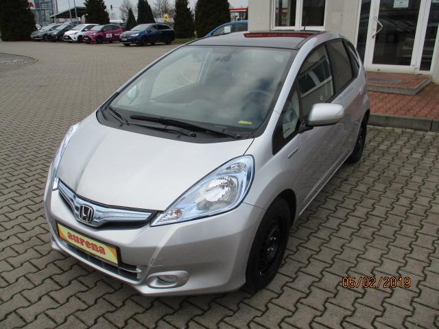 Honda Jazz Hybrid | Bj.2012 | 77586km | 9.750 €