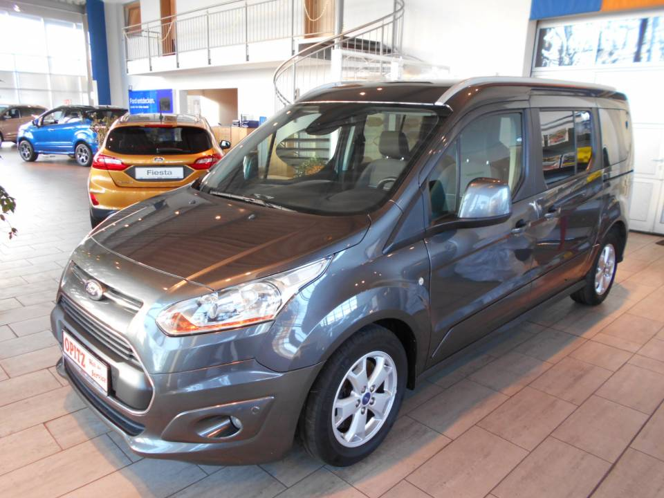 Ford Tourneo Connect | Bj.2015 | 74270km | 13.980 €