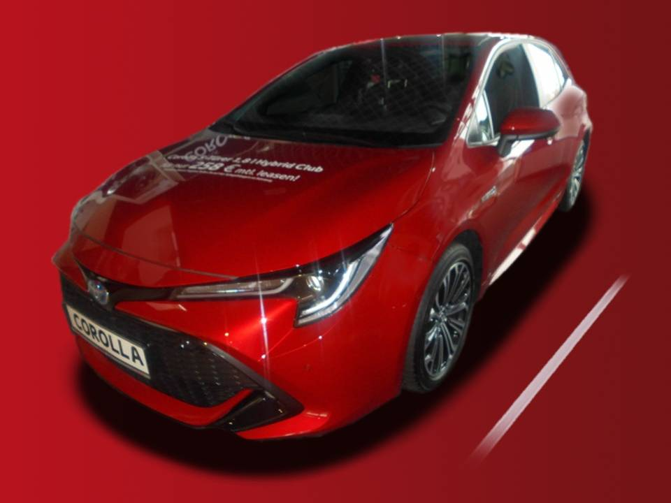 Toyota | Corolla HSD  26.990,00 €