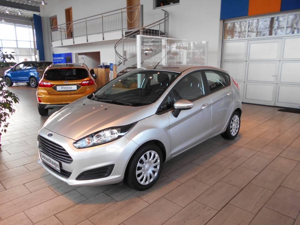 Ford Fiesta | Bj.2015 | 24857km | 10.450 €