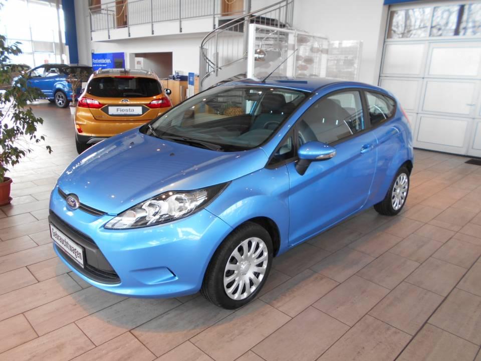 Ford Fiesta | Bj.2010 | 21892km | 5.990 €