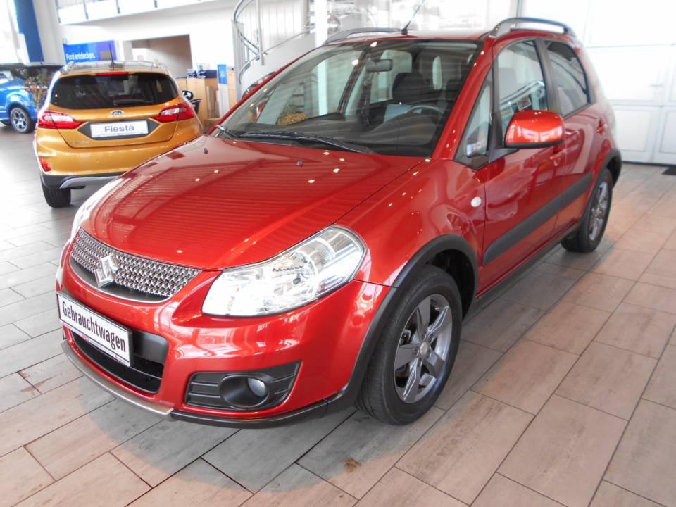 Suzuki SX4 | Bj.2011 | 71842km | 8.250 €
