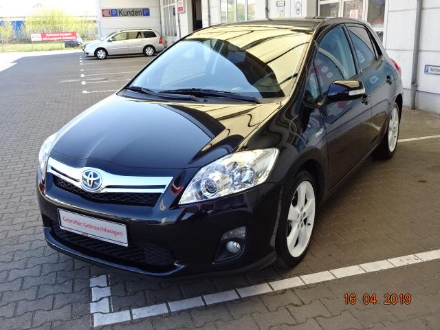 Toyota Auris Hybrid | Bj.2010 | 69487km | 11.400 €