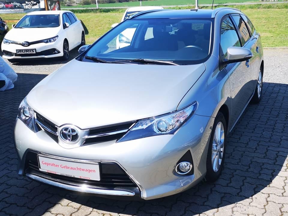 Toyota Auris TS | Bj.2013 | 70765km | 11.990 €