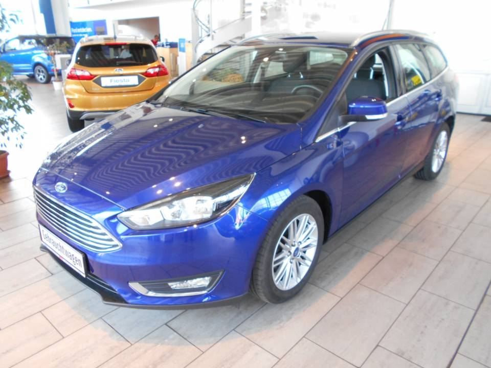 Ford Focus | Bj.2015 | 80585km | 12.760 €