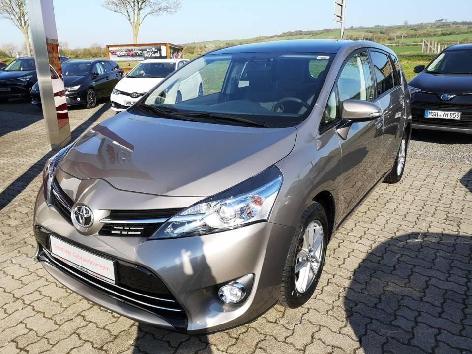 Toyota Verso | Bj.2015 | 4500km | 15.990 €