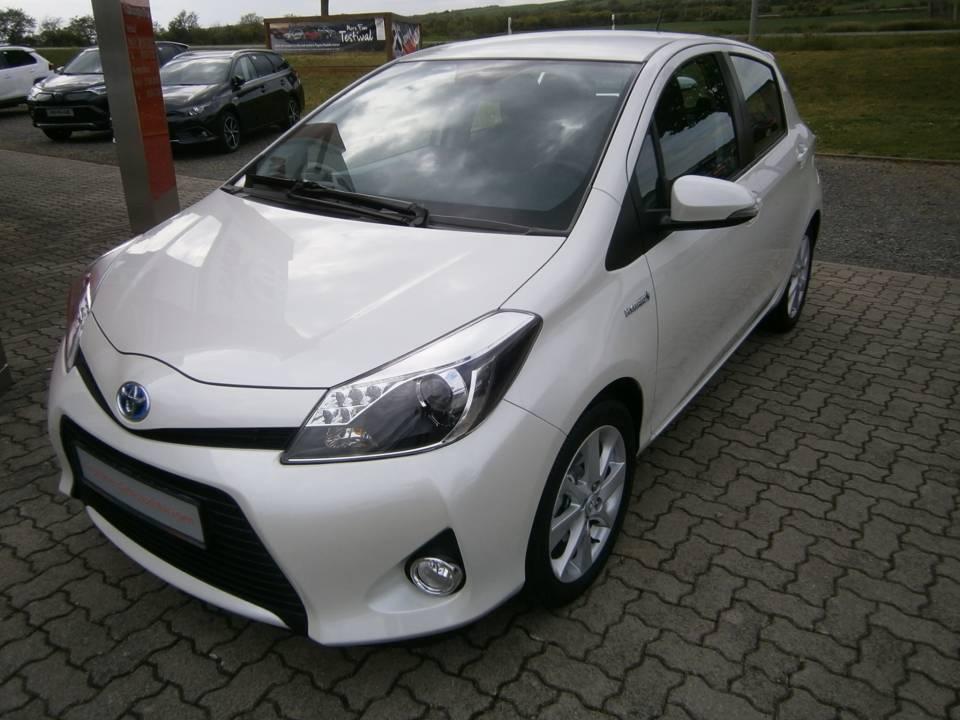 Toyota Yaris Hybrid | Bj.2012 | 55812km | 9.900 €