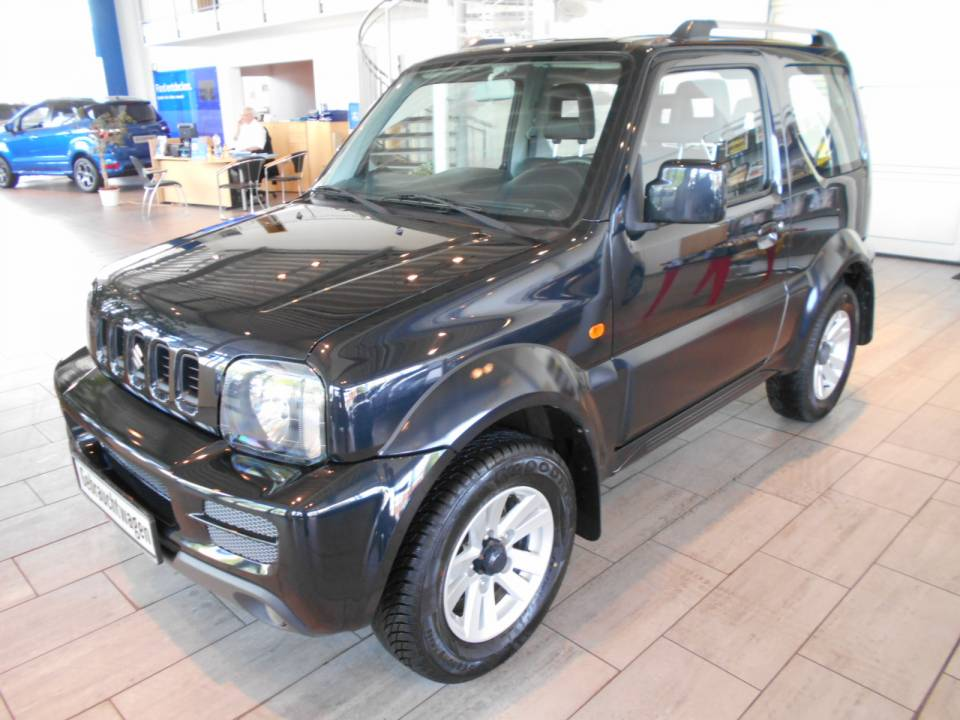 Suzuki Jimny | Bj.2012 | 46454km | 10.980 €