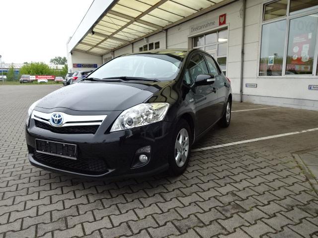 Toyota Auris Hybrid | Bj.2012 | 30677km | 12.990 €