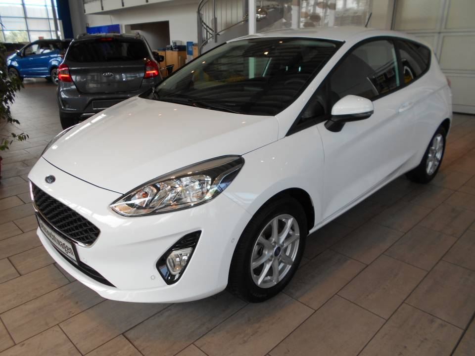 Ford Fiesta | Bj.2018 | 4438km | 11.570 €