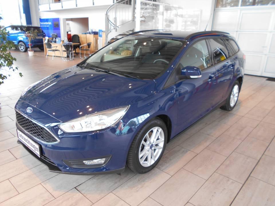 Ford Focus | Bj.2015 | 44324km | 11.350 €