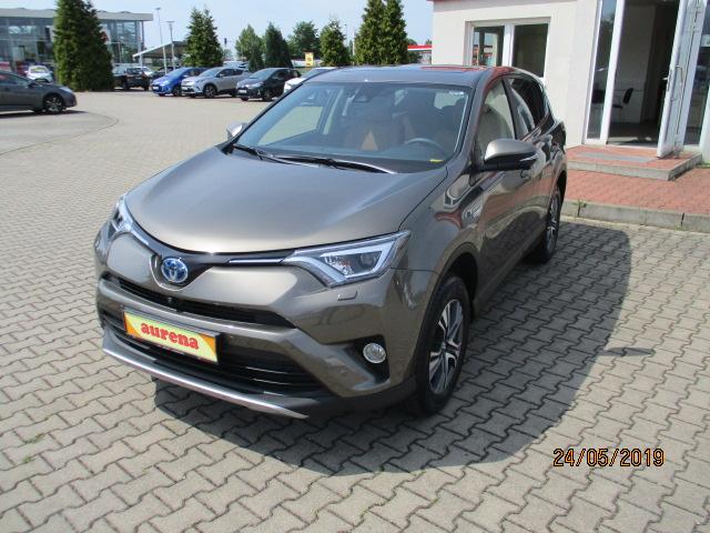 Toyota RAV 4 Hybrid | Bj.2017 | 2083km | 29.990 €