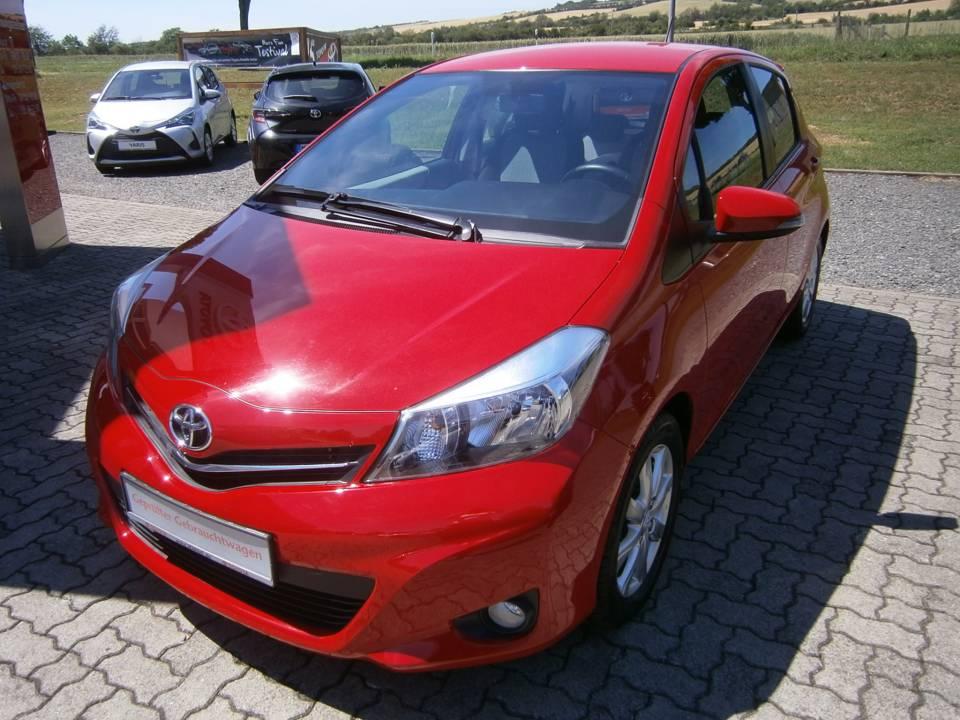 Toyota Yaris | Bj.2011 | 82499km | 7.990 €