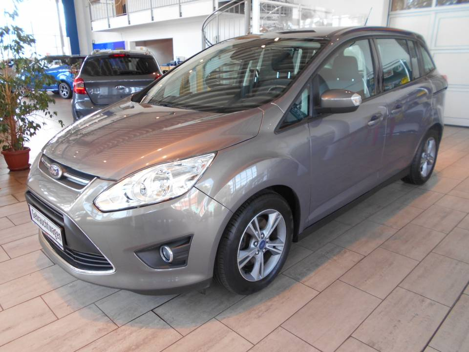 Ford Grand C-Max | Bj.2015 | 32816km | 13.980 €