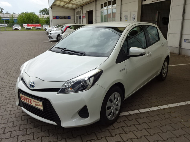 Toyota Yaris Hybrid | Bj.2012 | 117824km | 8.710 €