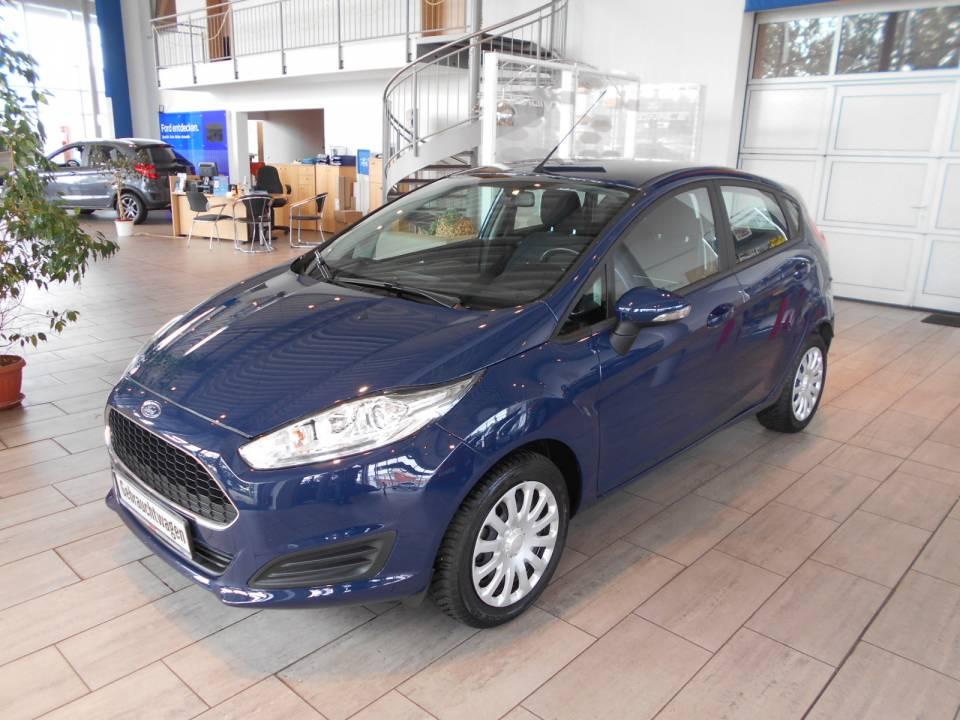 Ford Fiesta | Bj.2016 | 13482km | 9.240 €
