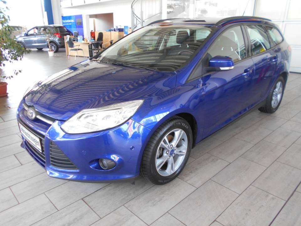 Ford Focus | Bj.2014 | 88539km | 8.900 €