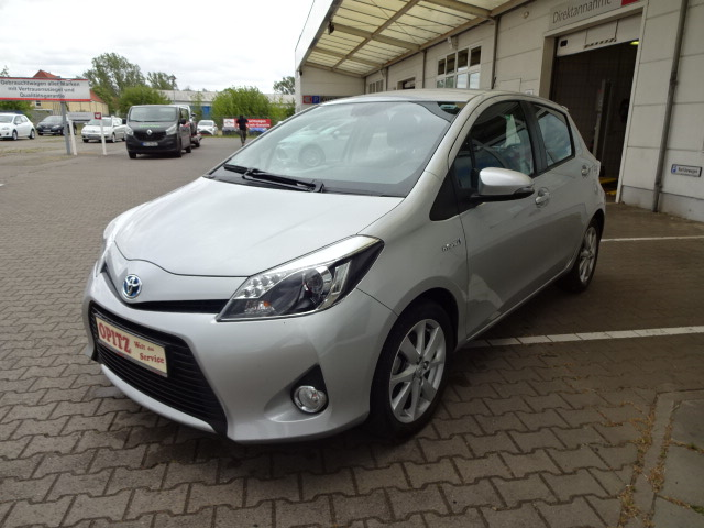 Toyota Yaris Hybrid | Bj.2012 | 60206km | 11.990 €