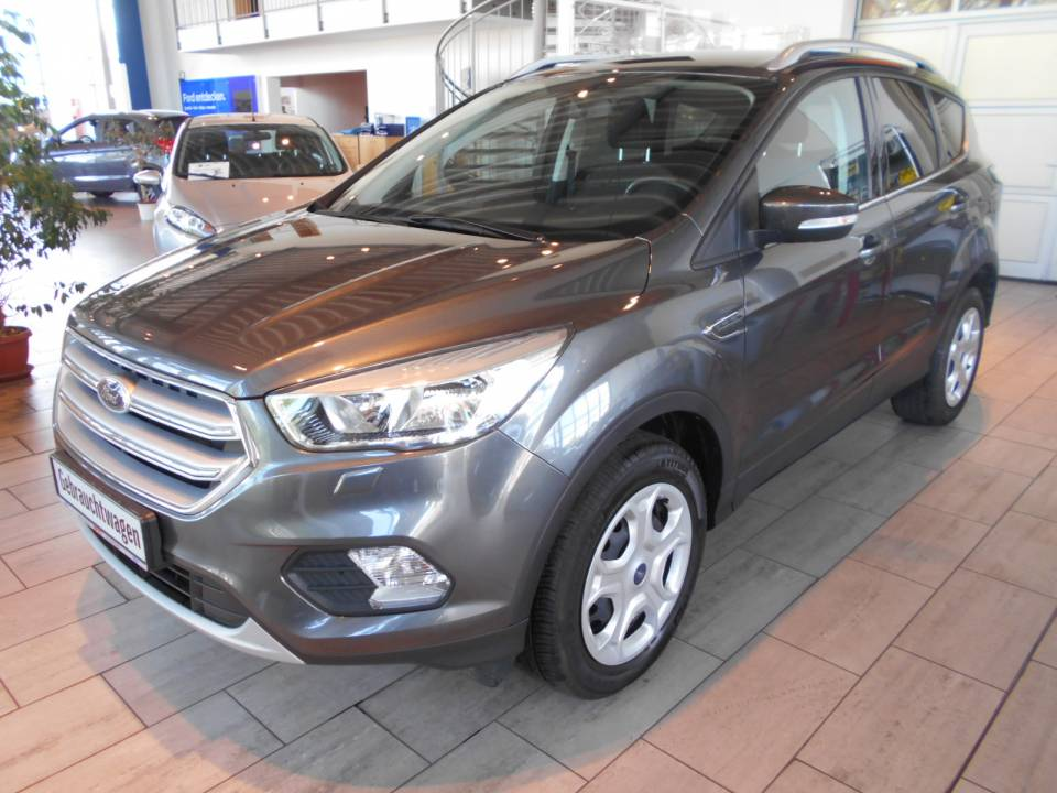Ford Kuga | Bj.2017 | 30493km | 19.690 €