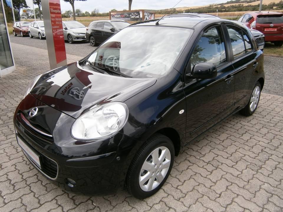 Nissan Micra   Bj.2012   59000km   5.990 €