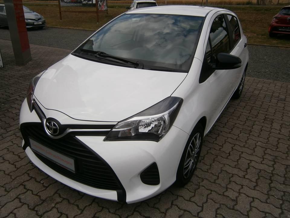 Toyota Yaris | Bj.2014 | 38036km | 7.990 €