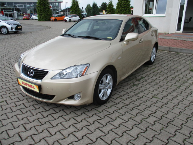Lexus IS 250 | Bj.2007 | 55104km | 9.900 €