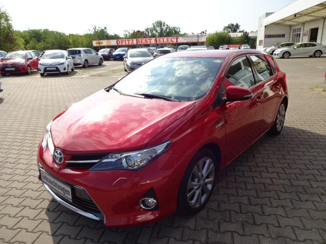 Toyota Auris Hybrid | Bj.2014 | 108663km | 12.290 €