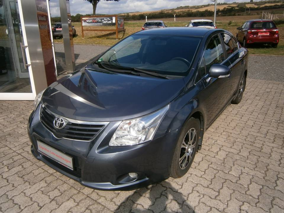 Toyota Avensis | Bj.2009 | 94131km | 7.900 €
