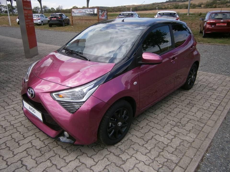 Toyota AYGO | Bj.2018 | 10000km | 10.900 €