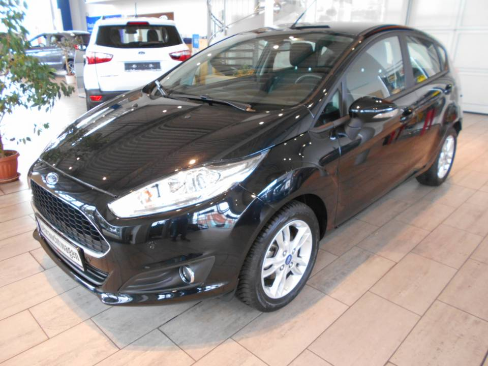 Ford Fiesta | Bj.2016 | 26007km | 9.190 €